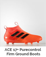 ACE 17+ Purecontrol Firm Ground Boots